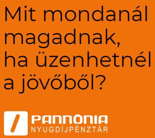 Pályázat - Pannónia Nyugdíjpénztár